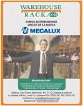 WAREHOUSE rack company MECALUX solutions