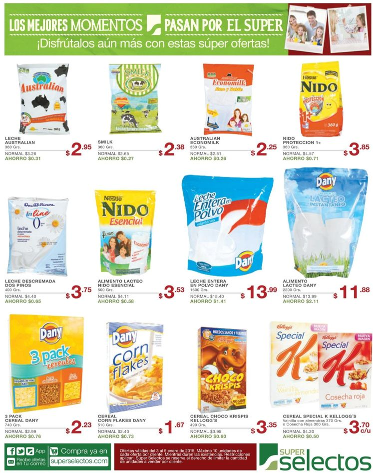 desayuno rapido cereal mas leche - 03ene15