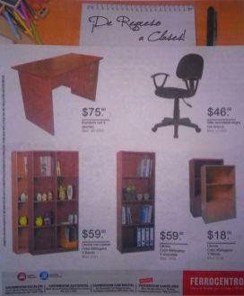 escritorios y sillas para estudiar - 13ene15