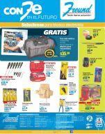 ferreteria FREUND ofertas enero 2015 en herramientas electricas