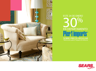 furniture exclusive style SEARS discounts - 24ene15