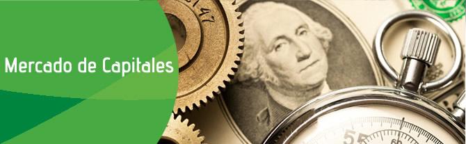 mercado de Capitales en dolares