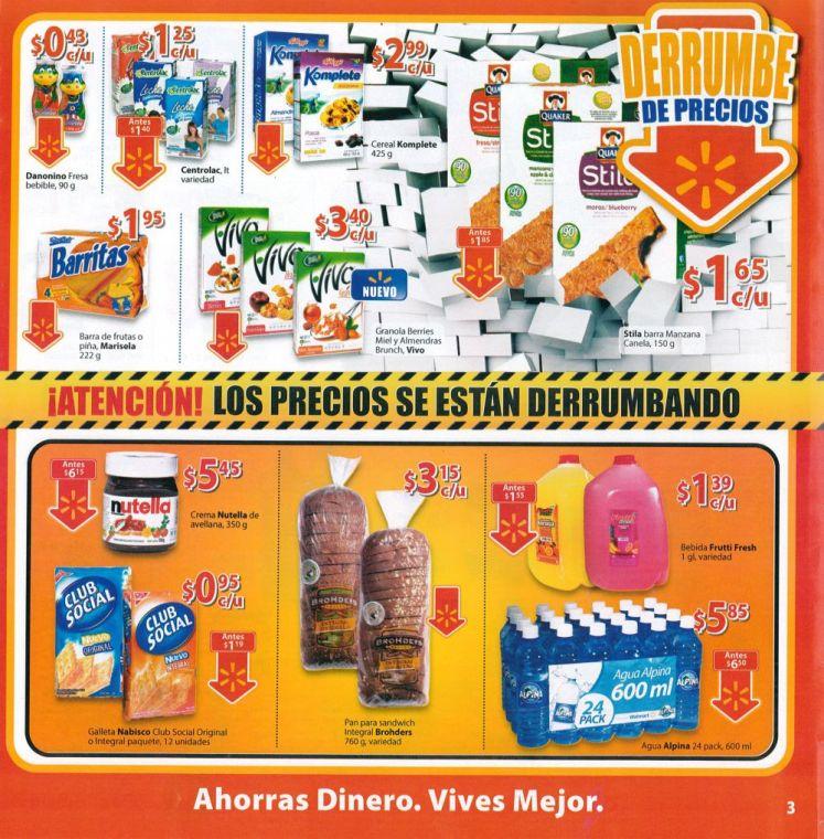 miles de productos en ofertas WALMART - 07ene15