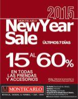 montecarlo gentleman NEW YEAR SALE - 09ene15