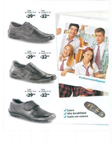 promociones zapatos escolares ADOC 2015