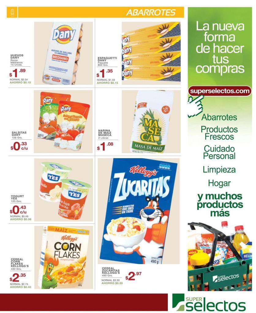 super selectos promociones online - 09ene15