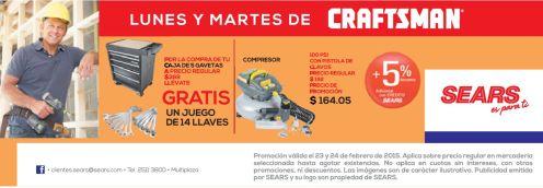 COMPRESOR de aire proesional CRAFTSMAN - 23feb15
