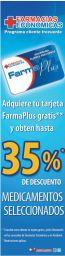 Descuentos en medicinas FARMACIAS ECONOMICAS - 06feb15