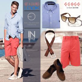 Fashion by SIMAN outfit para caballeros en verano