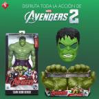 HULK toys the avengers by SiMAN