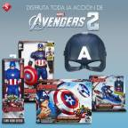 KIDS toys the avengers 2 SIMAN
