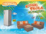 KONG trola el verano con almacenes tropigas - 23feb15