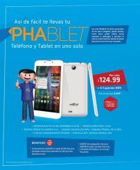 LA CURACAO new PHABLET ultra digital promociones CLARO - 12feb15