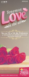 LOVE in the air san valentines EVENTS