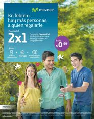 MOVISTAR regalos de san valentin - 12feb15