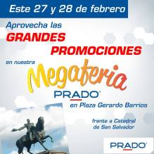 PRADO mega feria ELECTRODOMESTICOS - 28feb15