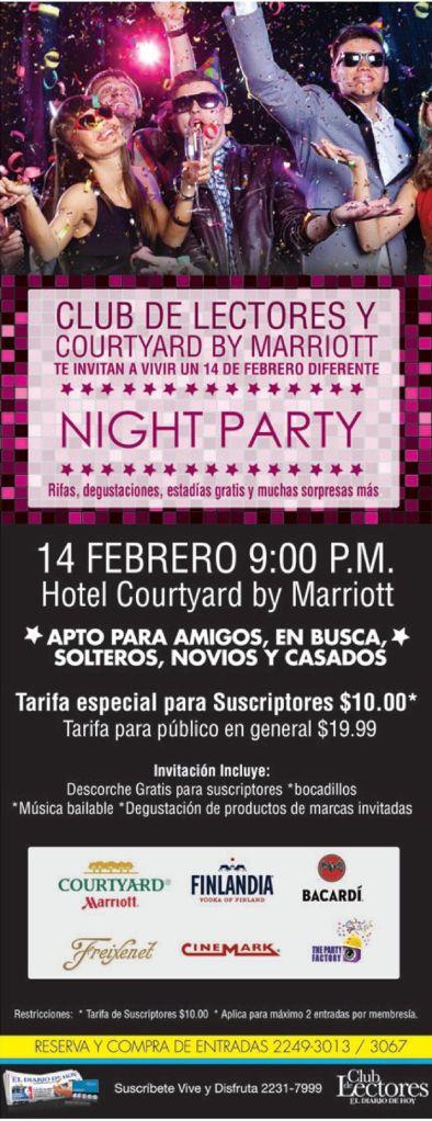 Resort COURTYARD by marriot san valentines - 12feb15