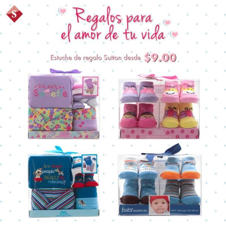 SIMAN regalos para bebes SUTTON baby essentials - 17feb15