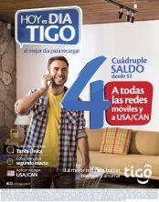 Sabes ahora puedes ahorrar en salfdo TIGO - 16feb15