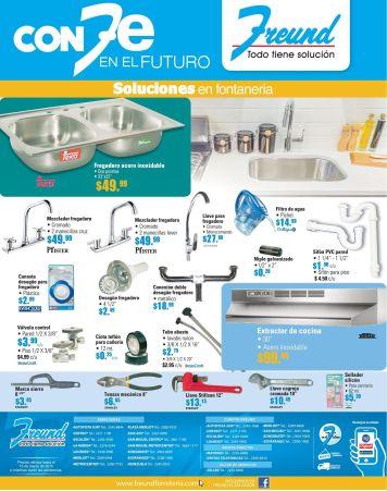 Trabajos y reparaciones de fontaneria - 27feb15