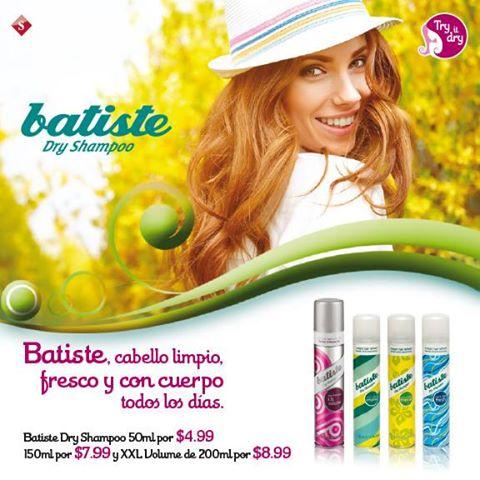 batiste DRY shampo ofertas siman - 24feb15