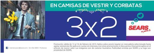 caballeros clientes SEARS promocion - 14feb15