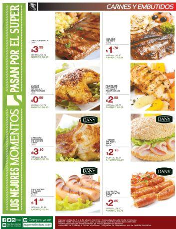 carnes y embutidos para tus recetas de casa - 06feb15