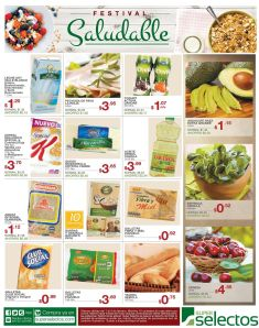 festival de productos saludables en el supermercado - 07feb15