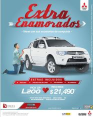 full extras inclusive mitsubishi pick up - 19feb15