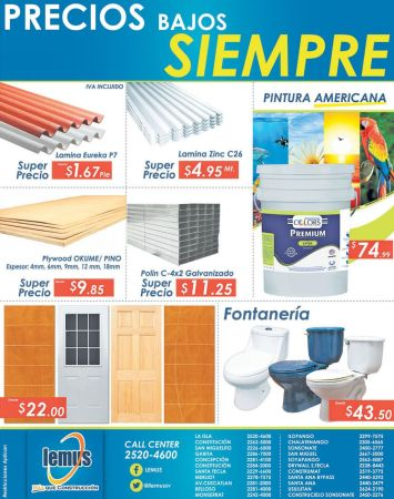 materiales de contruccion en ferrteria LEMUS - 09feb15