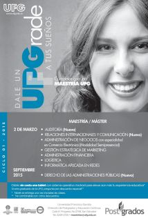 postgrados 2015 universidad francisco gavidia