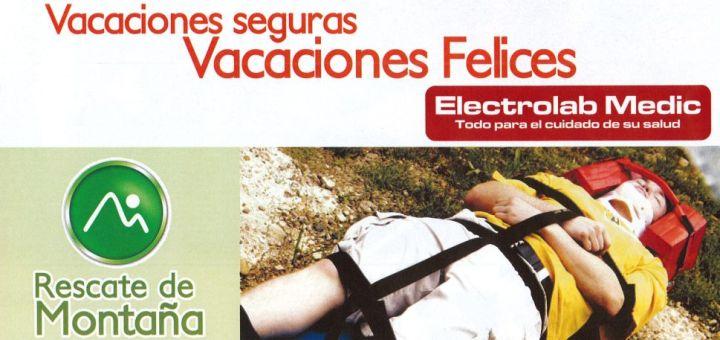 Accesorios de rescate ELECTRO LAB medic SV