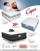 BED queen and king technology CAPRI discounts - 23mar15