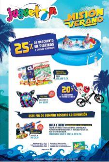 Busca este fin de semana descuentos en JUGUETON - 27mar15