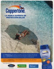 COPPERTONE La marca experta en proteccion SOLAR ultra guard