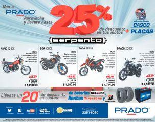 DRACO ASPID YARA BOA motos serpento via PRADO - 06mar15