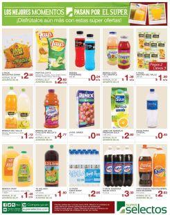 Frescas y deliciosa bebidas en tu super - 07mar15