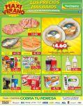 Ofertas coctel de camarones y ceviches MAXI DESPENSA - 20mar15