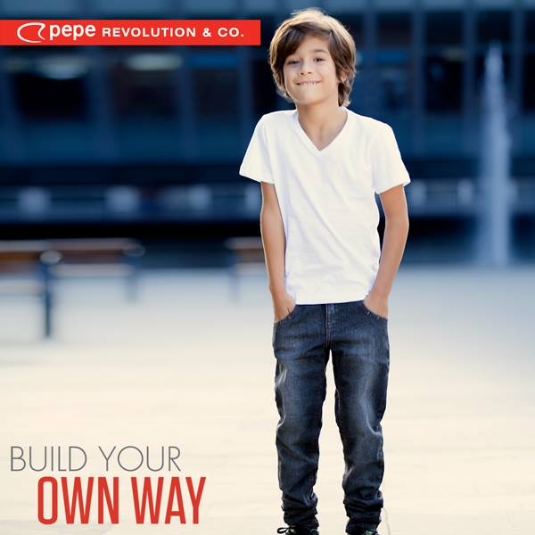 PEPE revolution jeans for kids