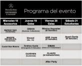 Programa Mercedes-Benz Fashionweek 2015