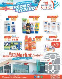 Promos de verano gracias a farmacias UNO - 30mar15