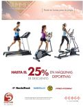 SUMMER dream exercise machines WESLO PRO-FORM NORDICTRACK