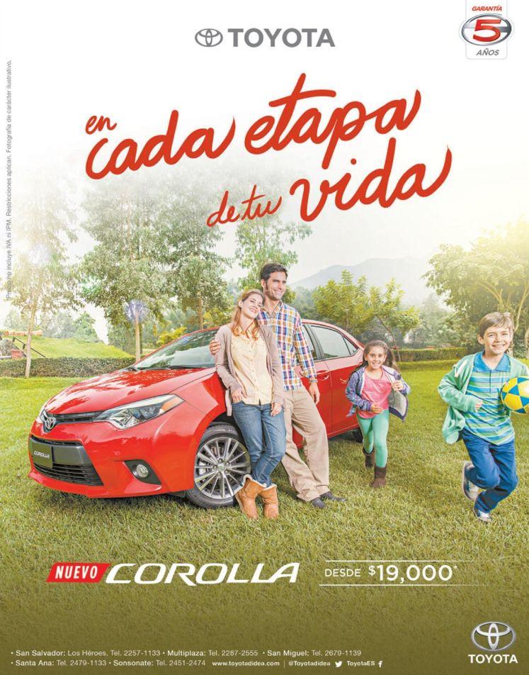 TOYOTA corrola 2015 new car