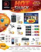 Video games AUDIO speaker CAR system all RADIOSHACK hot weekend - 20mar15