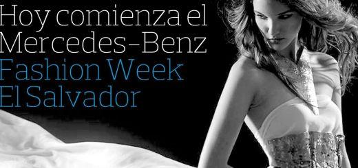 ahora Mercedex Benz Fashion Week EL SALVADOR 2015 - 18mar15