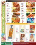 carnes y embutidos para estas vacaciones de semana santa - 27mar15