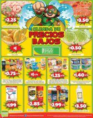 en verano OLEADA de precios bajos en Despensa familiar - 06mar15