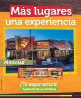 nueva experiencia POLLO CAMPERO sucursales remodeladas - 20mar15