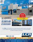 nueva tienda LCR en santa ana