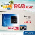pS4 promotion on PRADO - 11mar15
